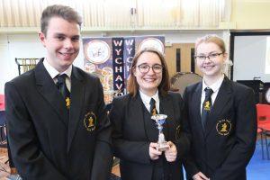 Wychavon Festival of Brass Contest @ The De Montford School