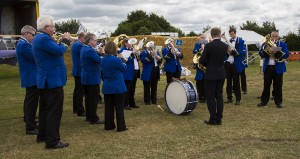 Brass on the Grass @ Congleton Park Bandstand